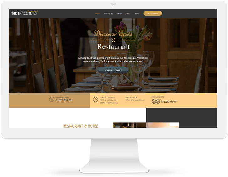 3tuns web design